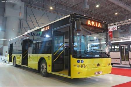 Турецкие автобусы будут собирать таджики