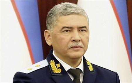 В СНБ Узбекистана большие перемены