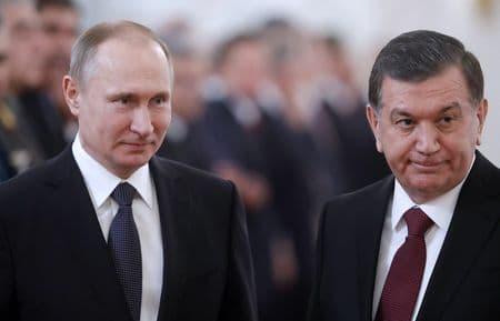 Отношения Узбекистана с Россией развиваются по нарастающей