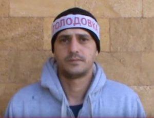 Энвер Ибраимов объявил голодовку