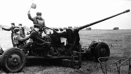 Мамед Аширов командовал батареей