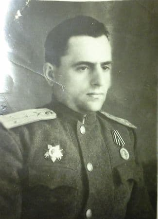 Абдураман Балабанов прикрывал отход полка