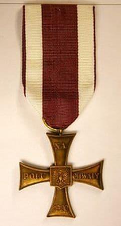 Абдул Вели Девлетшаев был награжден «Крестом Храбрых»