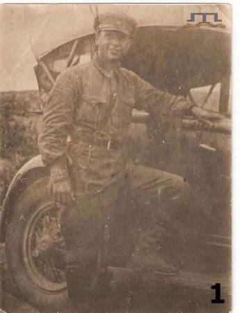 Бекир Добра был шофером штаба дивизии