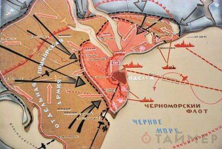 Ислям Медиев оборонял Одессу