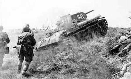 Шаиб Муссардинов был танкистом