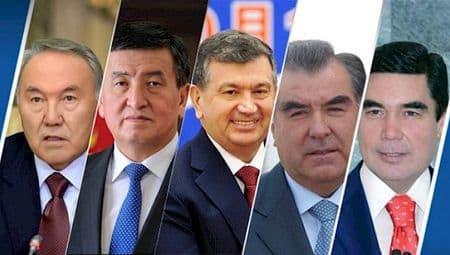 Лидеры стран ЦентрАзии встретятся в Астане