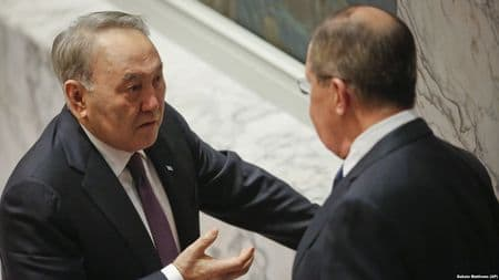 Казахстан меняет «большого брата»?