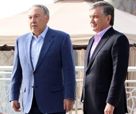 Назарбаев отметил Навруз в Самарканде