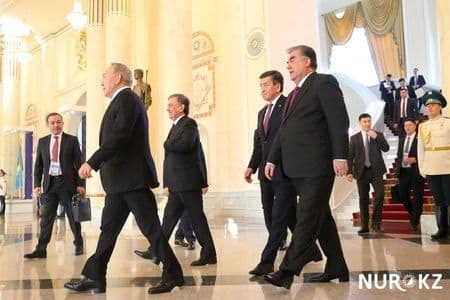 Нурсултан Назарбаев: Встреча прошла успешно