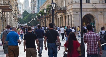 Население Азербайджана скоро достигнет 10 миллионов