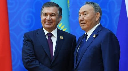 2018 объявлен годом Узбекистана в Казахстане