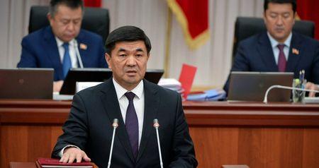 В Кыргызстане новый премьер