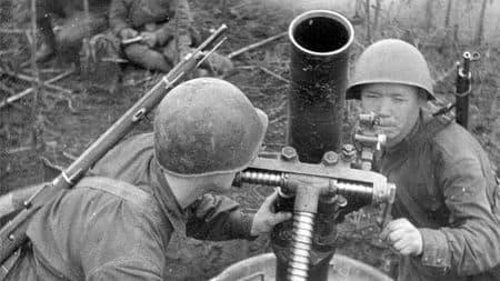 Тефик Абдулакимов проявил отвагу в боях за Сталинград