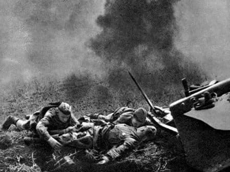 Мамед Зейнули собирал трофеи и тела погибших смертью храбрых воинов