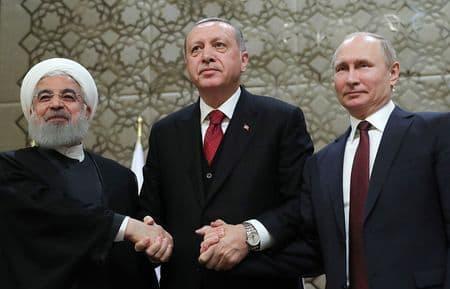 Зачем нам берег турецкий