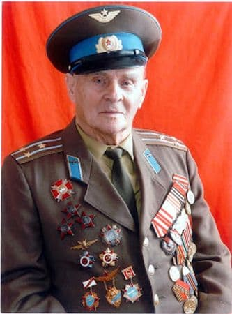 Эмир-Усеин Чалбаш был летчиком-истребителем