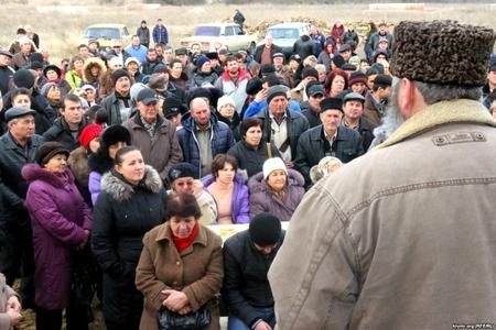 Кому в Крыму закон что дышло