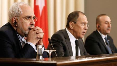 Евразия становится осью мировой политики