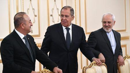 В Москве пройдет саммит России, Турции и Ирана