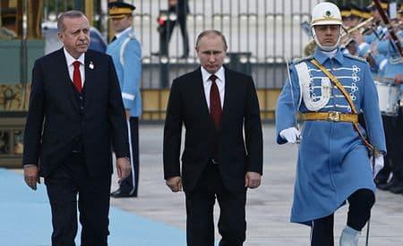 Россия займет место США?