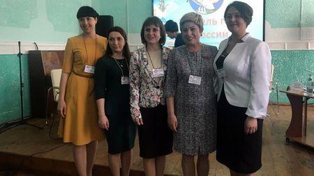 Учителем года Крыма стала Александра Буркатская