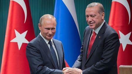 Россия и Турция вместе меняют миропорядок
