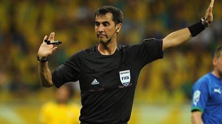 Равшан Ирматов в списке главных судей чемпионата мира по футболу