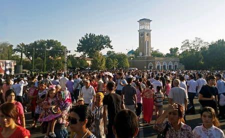 В Ташкенте живет 2475,9 тысяч человек