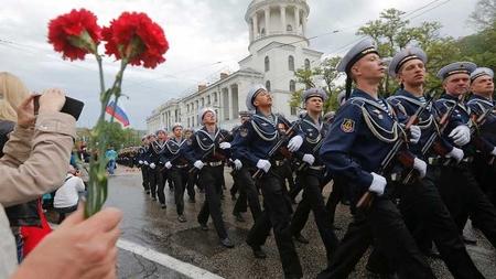 Где стоит побывать 9 Мая в Крыму