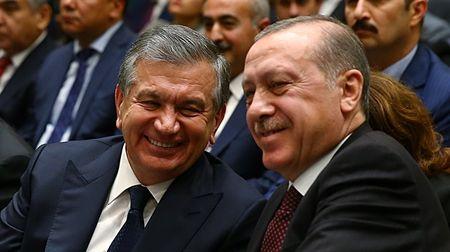 Президент Турции посетит Узбекистан