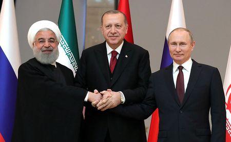 Будущее Турции и России в Евразии