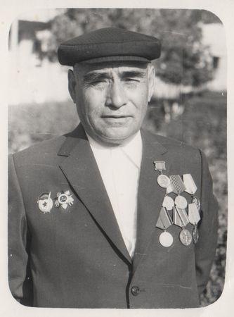 Абдувели Абдураманов за 15 дней уничтожил 47 немцев (2)
