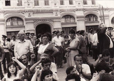 Амет Абдураманов защищал Одессу, Севастополь и Ленинград