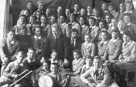 """Куда эвауировали """"Артек"""" в 1941"""
