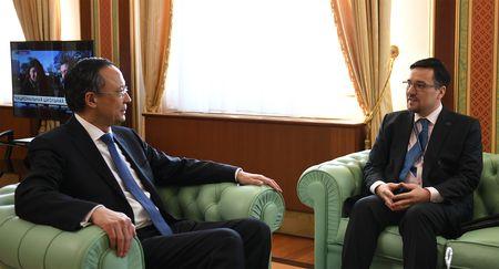 Казахстан стал стратегическим партнером ЕС