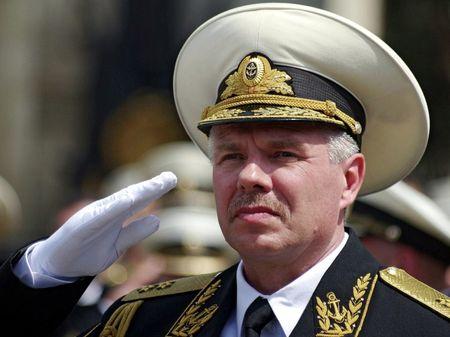 Александр Витко свое отслужил в Крыму