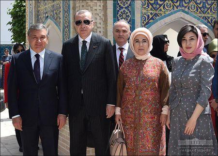 Зачем Эрдоган приезжал в Узбекистан