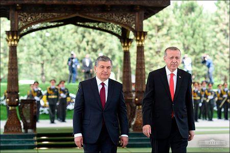 Для Эрдогана визит в Бухару имеет большое значение