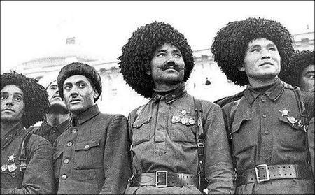 Туркменистан во Второй мировой войне
