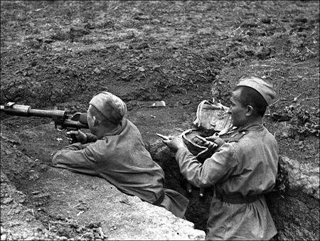 Узбекистан во Второй мировой войне