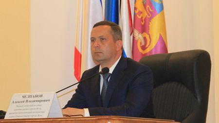 Челпанов возглавил администрацию Ялты