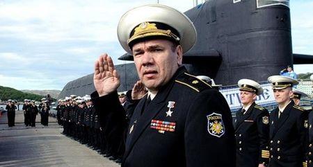 Черноморским флотом будет командовать Моисеев