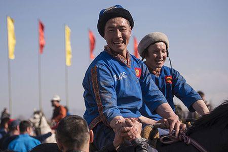 Под Москвой строится киргизское село