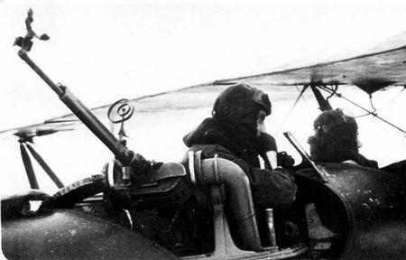 Месут Мамедулаев командовал авиационным звеном