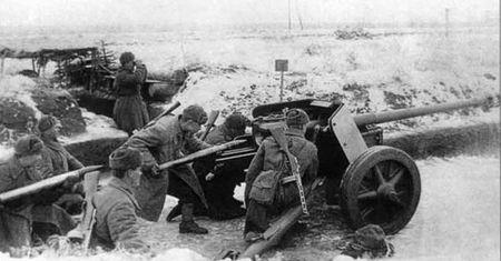 Сонад Седометов обеспечил связью дивизион с батареями