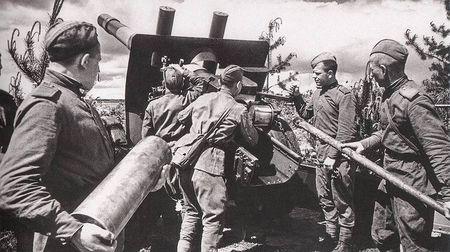 Осман Сеит-Халилов обеспечил снарядами огневые позиции