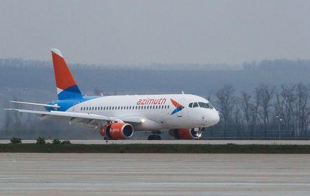 Из Крыма в Ростов начал летать «Азимут»