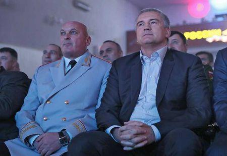 Владимир Путин уволил глав МВД и МЧС Крыма