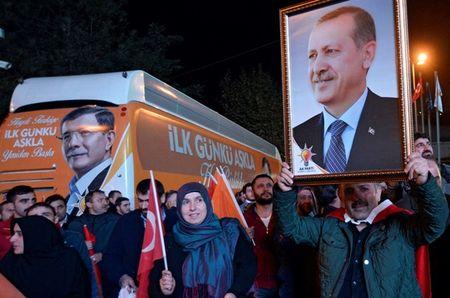 В Турции опять побеждает Эрдоган